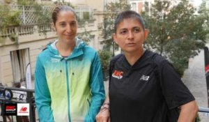RMC Running Sessions, Jenifer et Lydia