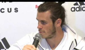 "Real Madrid - Bale veut ""tout gagner"""