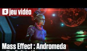 Mass Effect : Andromeda sur PlayStation 4 Pro