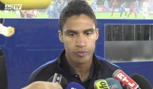 "Varane : ""Il n'y a plus de match facile"""