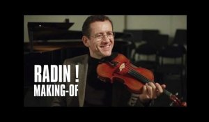 Making of Radin ! :  La musique
