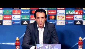 PSG - Arsenal. Unai Emery : « J'attends un grand match »