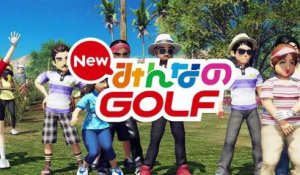 New Everybody's Golf - Bande-annonce TGS 2016
