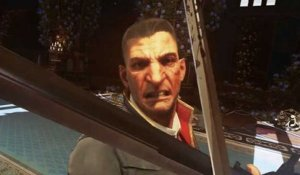 Dishonored 2 - Trailer de Gameplay : Corvo Attano