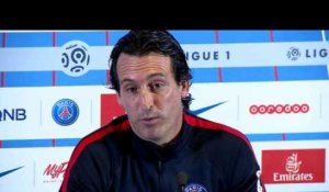 Ligue 1 - Paris SG: Unai Emery parle de Marco Verratti