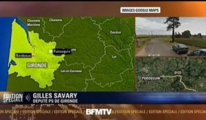 "Collision en Gironde: ""Hors de question de mettre en cause la route"", estime Gilles Savary"