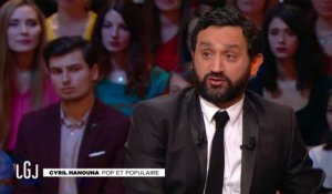 Cyril Hanouna très lucide sur sa profession !