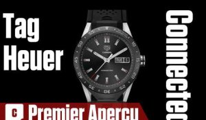 Tag Heuer Connected en vidéo : luxe, Intel et Android Wear