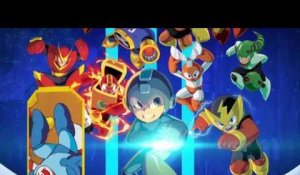Mega Man Legacy Collection - Bande-annonce Nintendo Direct