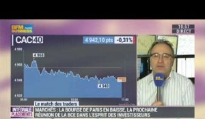 Le Match des Traders: Jean-Louis Cussac VS Giovanni Filippo – 01/12