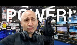Visite du plus grand magasin High Tech au monde ! VLOG Power! #83