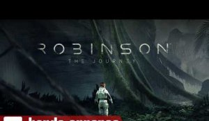 Robinson : The Journey - Le jeu de Crytek sur PlayStation VR