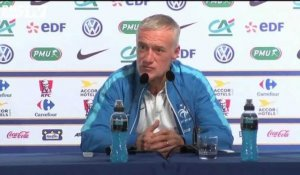 Affaire Benzema - Valbuena : Deschamps réagit