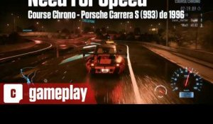Need For Speed - Course Chrono au volant d'une Porsche Carrera S