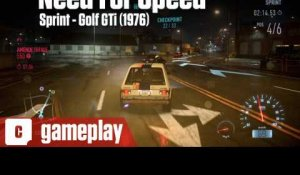 Need For Speed - Sprint au volant d'une Golf GTi