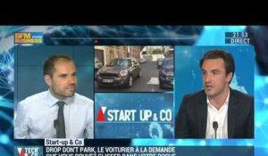Start-up & Co: Drop don't park, le service de voiturier à la demande – 20/10