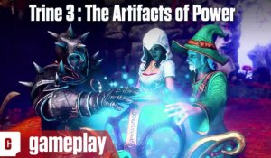 Trine 3 : The Artifacts of Power - Gameplay (VF)