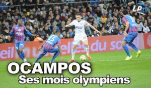 Ocampos : ses mois olympiens