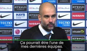 Man City - Guardiola pense à la retraite