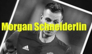 Portrait Morgan Schneiderlin - Manchester United