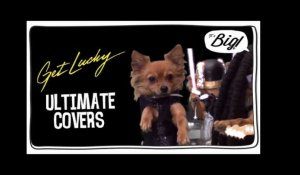 Daft Punk - Get Lucky Ultimate Covers Compilation