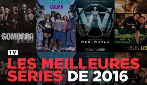 "Têtes de séries : ""Westworld"",""This is Us"", ""Gomorra""... Le best of 2016"