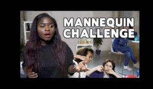 MANNEQUIN CHALLENGE AWESOMENESS TV FR !