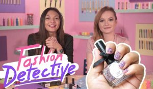 ON TESTE UN VERNIS FANTAISIE (avec TinkaBeBeauty & SoUrbanGirl) - [FASHION DÉTECTIVE #03]