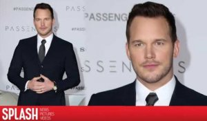 Chris Pratt pense que son ascension à la gloire est un acte de dieu