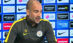 36e j. - Guardiola : ''On a encore notre destin entre nos mains''