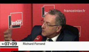 Richard Ferrand répond aux questions des auditeurs de France Inter
