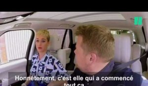 Katy Perry livre enfin sa version sur sa dispute avec Taylor Swift