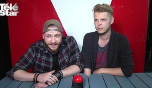 The Voice : Nicola et Matthieu de la team Zazie connaissent-ils bien The Voice ?(video)