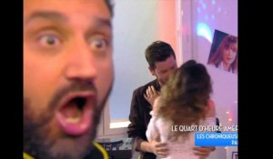 TPMP : Capucine Anav et Maxime Gueny s'embrassent !