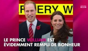 Kate Middleton enceinte : le prince William est stressé !