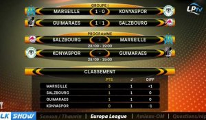 Talk Show du 15/09, partie 5 : Europa League