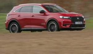 Essai DS7 Crossback BlueHDI 180 EAT8 Performance Line 2017