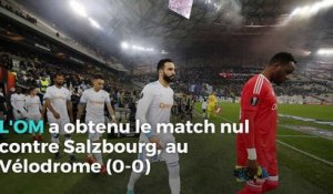OM-Salzbourg : la qualification des Olympiens en images