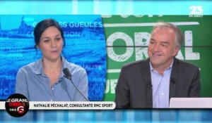 Le Grand Oral de Nathalie Péchalat, membre de la dream team RMC Sport - 27/11