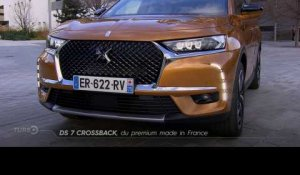 DS7 Crossback, du premium Made in France - Emission TURBO du 03/12/2017