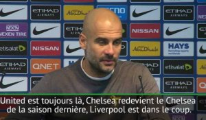 "Man City - Guardiola : ""Le chemin est encore long"""