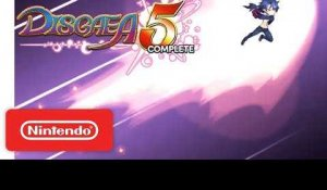 Disgaea 5 Complete - Accolades Trailer - Nintendo Switch