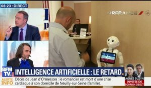 Focus Première : Intelligence artificielle, le retard de la France