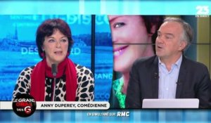 Le Grand Oral d'Anny Duperey, comédienne - 05/12