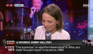 Dupin Quotidien : Le business Johnny Halliday - 06/12
