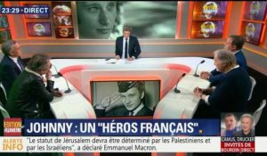 Johnny Hallyday: l'hommage (4/6)