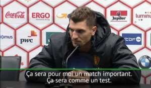 "Amical - Meunier : ""Le Japon ? Un match test"""