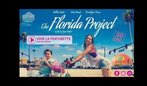 THE FLORIDA PROJECT : Willem Dafoe