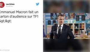 Après TF1, Macron poursuit son offensive médiatique ce week-end.