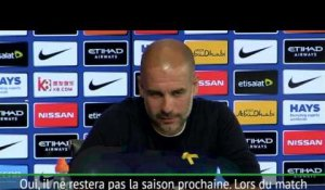 Man City - Guardiola confirme le départ de Touré